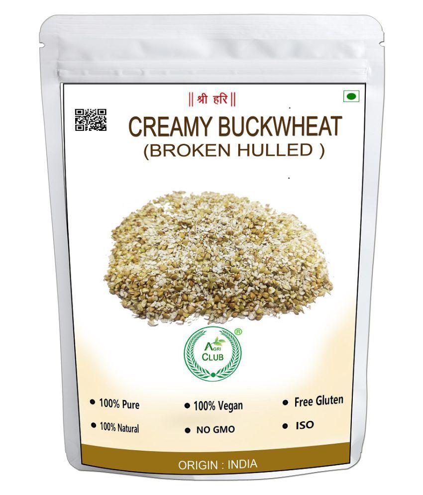 AGRI CLUB Creamy buckwheat TEFF Wheat 0.2 kg