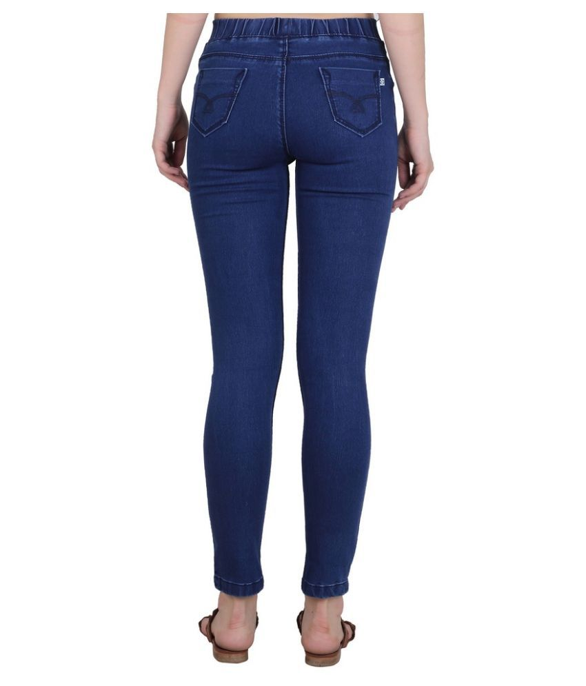 FORTH Denim Jeggings - Blue