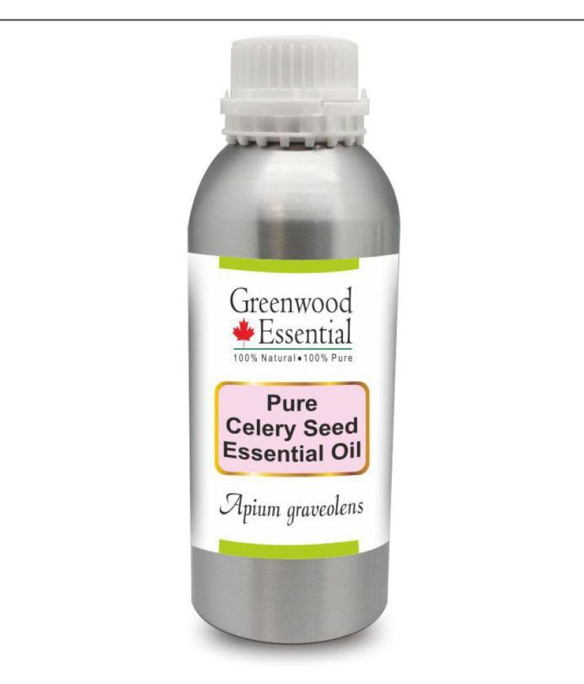 Greenwood Essential Pure Celery Seed Essential Oil 300 ml