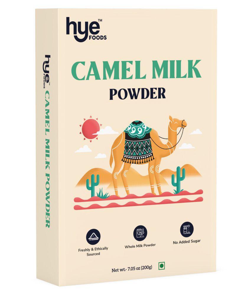 Hye Camel Milk Powder Whole Milk 200 g
