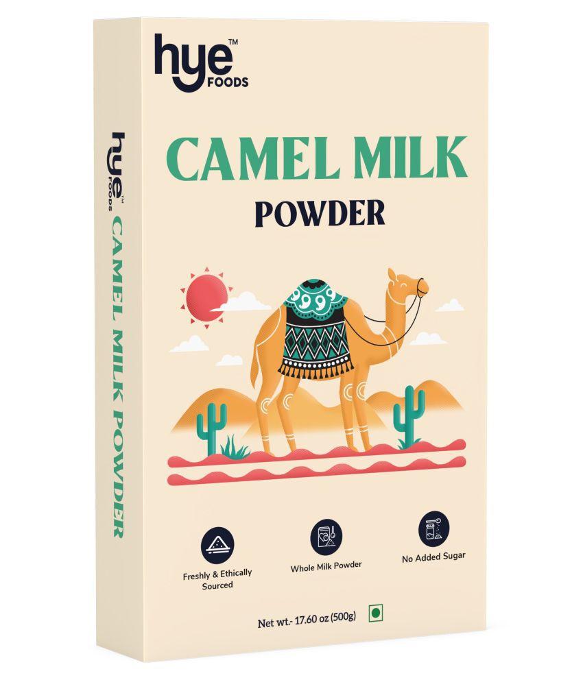 Hye Camel Milk Powder Whole Milk 500 g