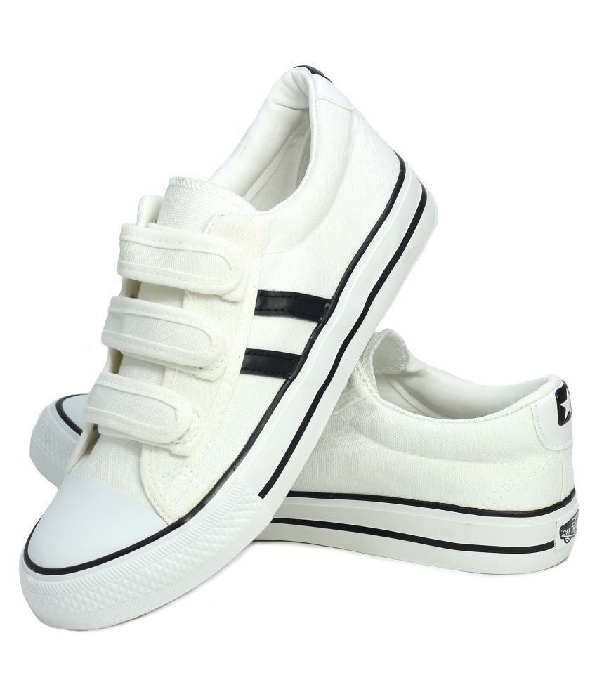 Trenduty Sneakers White Casual Shoes