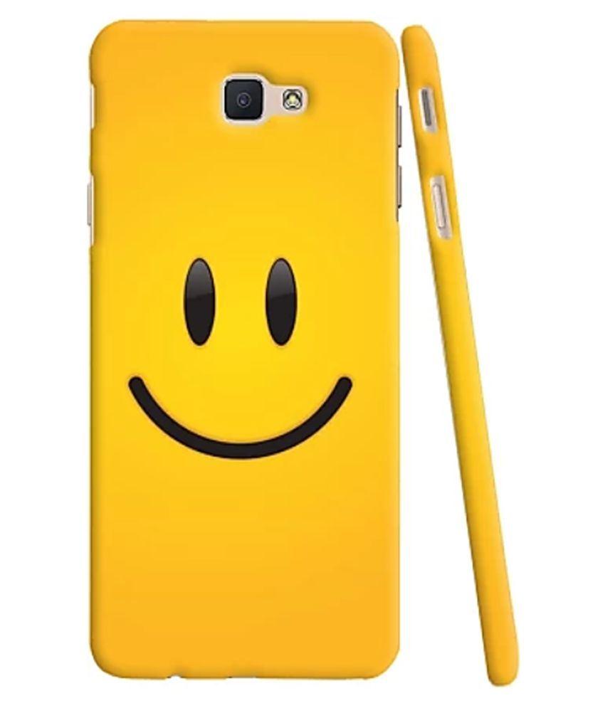Samsung Galaxy J7 Prime Printed Cover By T4U THINGS4U