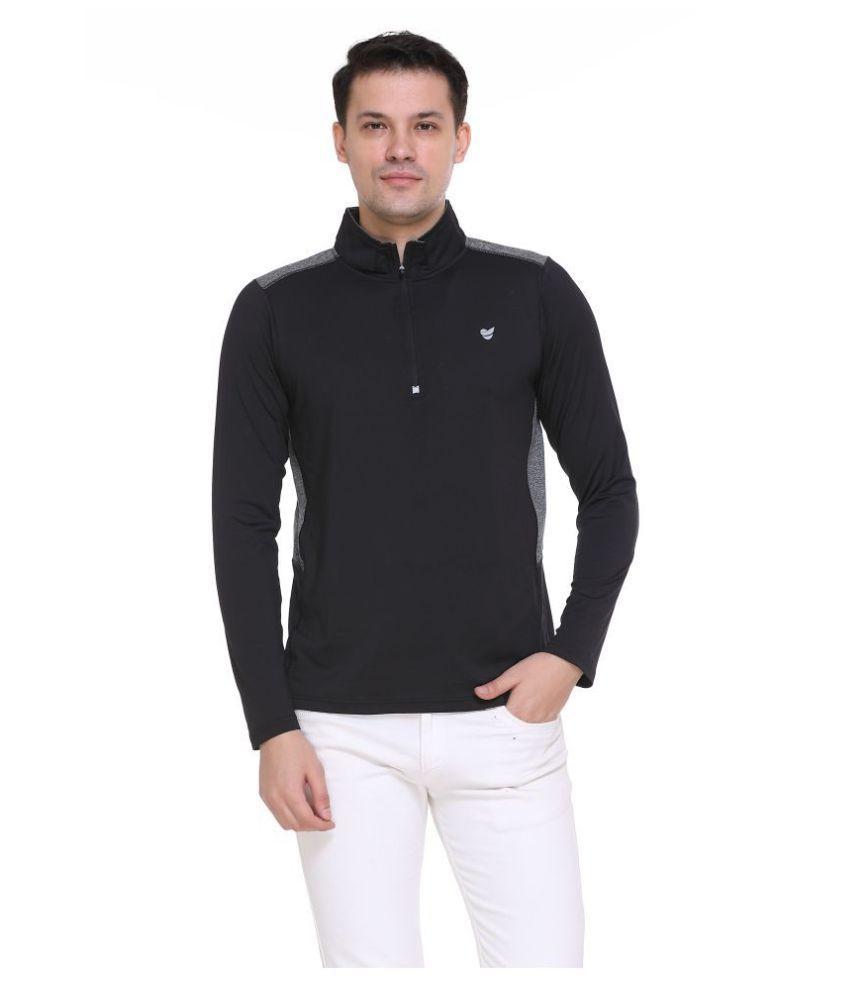 On-Vers Black Sweatshirt