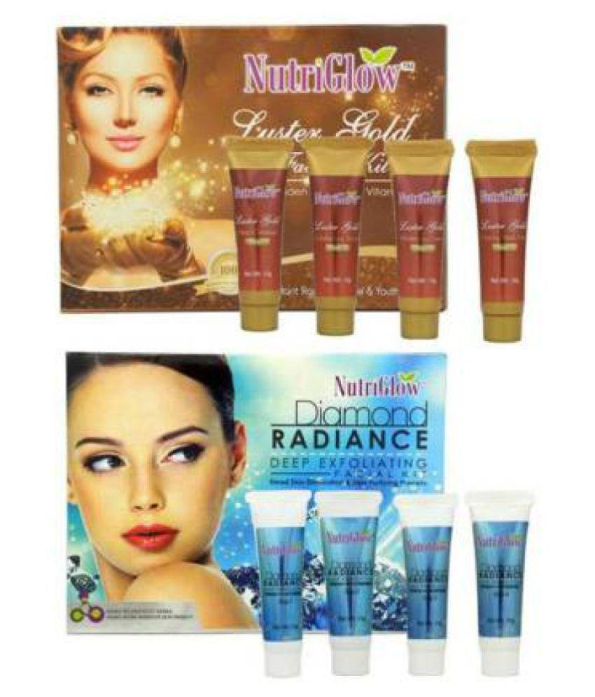 Nutriglow Facial Kit Facial Kit 110 g Pack of 2
