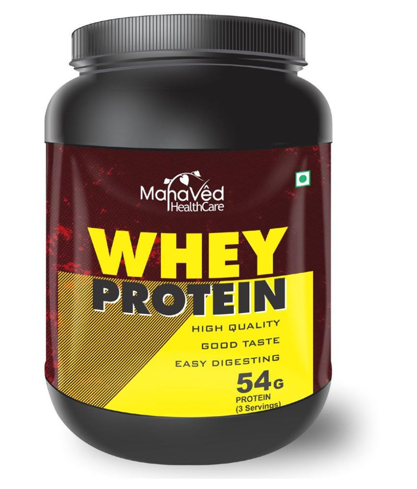 Mahaved Whey Protein Supplement 500 gm