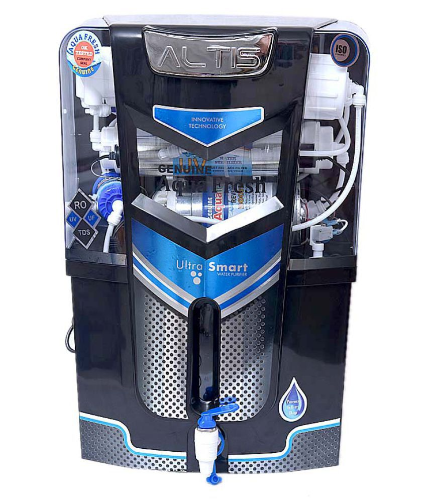Aquafresh RO+UV+UF+TDS ADJUSTER 13 Ltr Mineral RO + UV + MF + MP Water Purifier