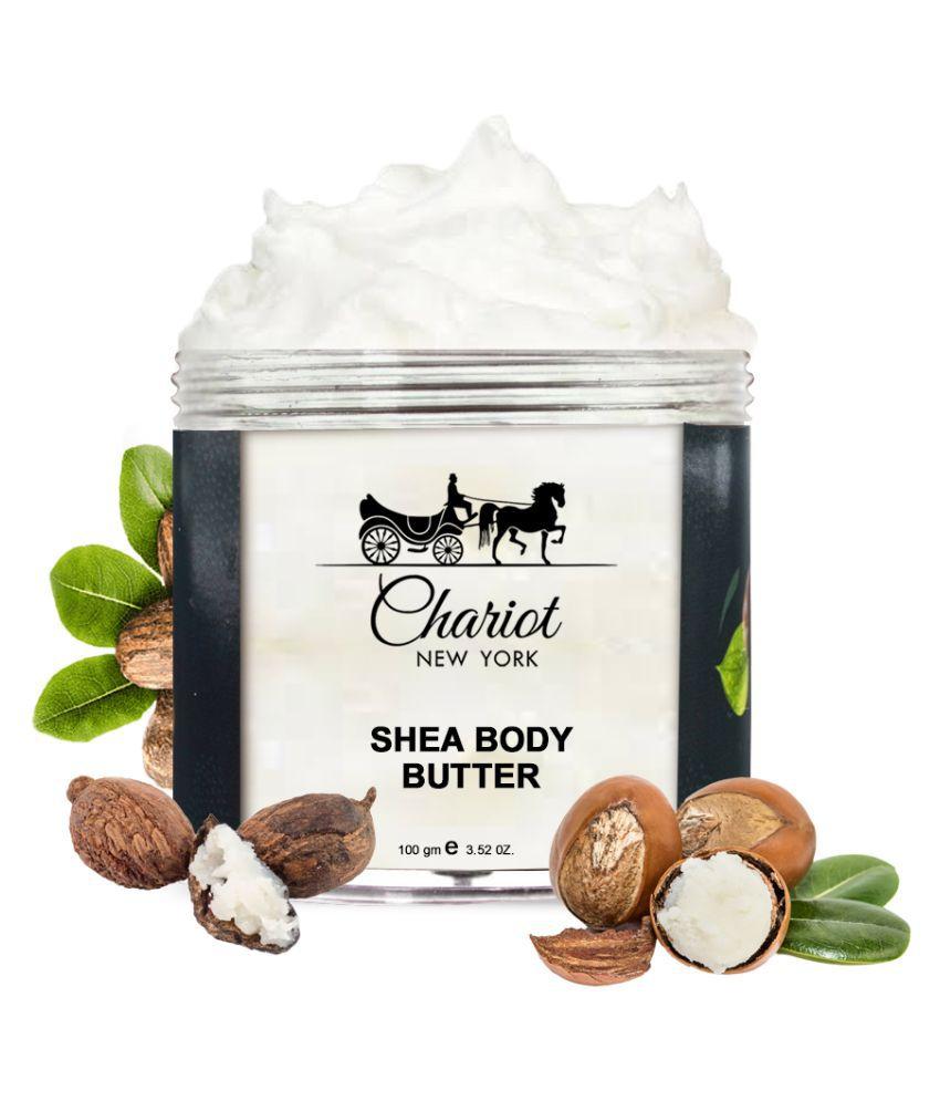Chariot New York Shea Body Lotion 100 gm Cream