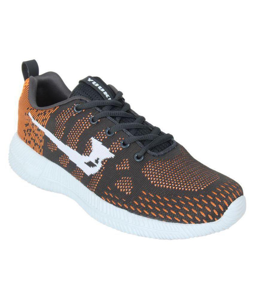 YUUKI EDWARD 2.0 Gray Running Shoes