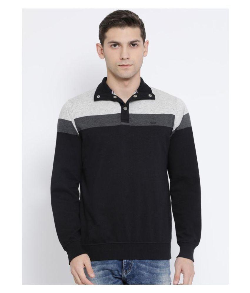 Richlook Black Sweatshirt