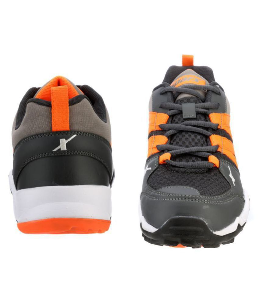Sparx SM-284 Gray Running Shoes - Buy