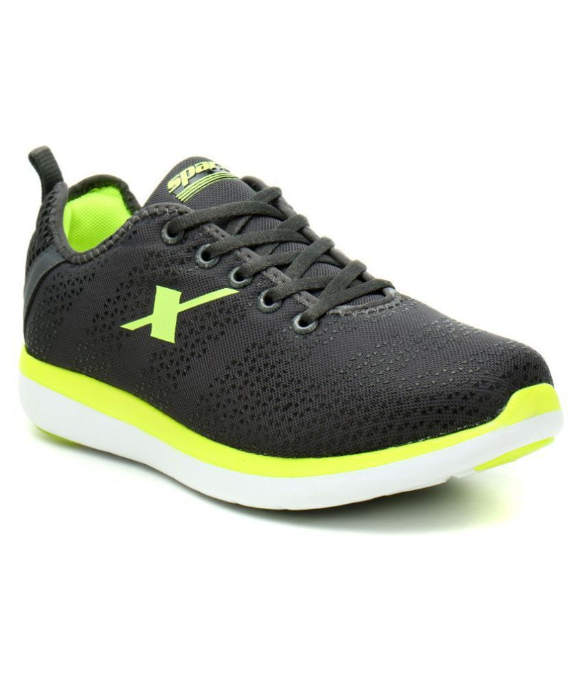 Sparx SM-359 Gray Running Shoes - Buy
