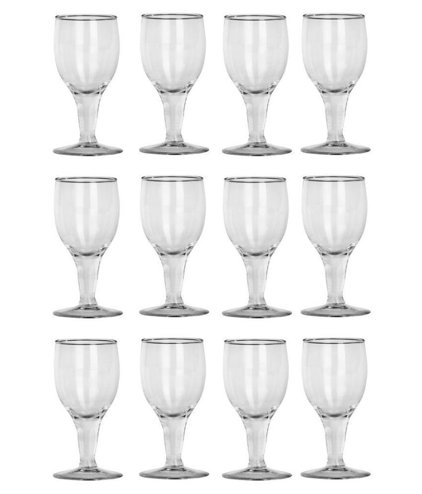Somil Glass 350 ml Wine Glasses