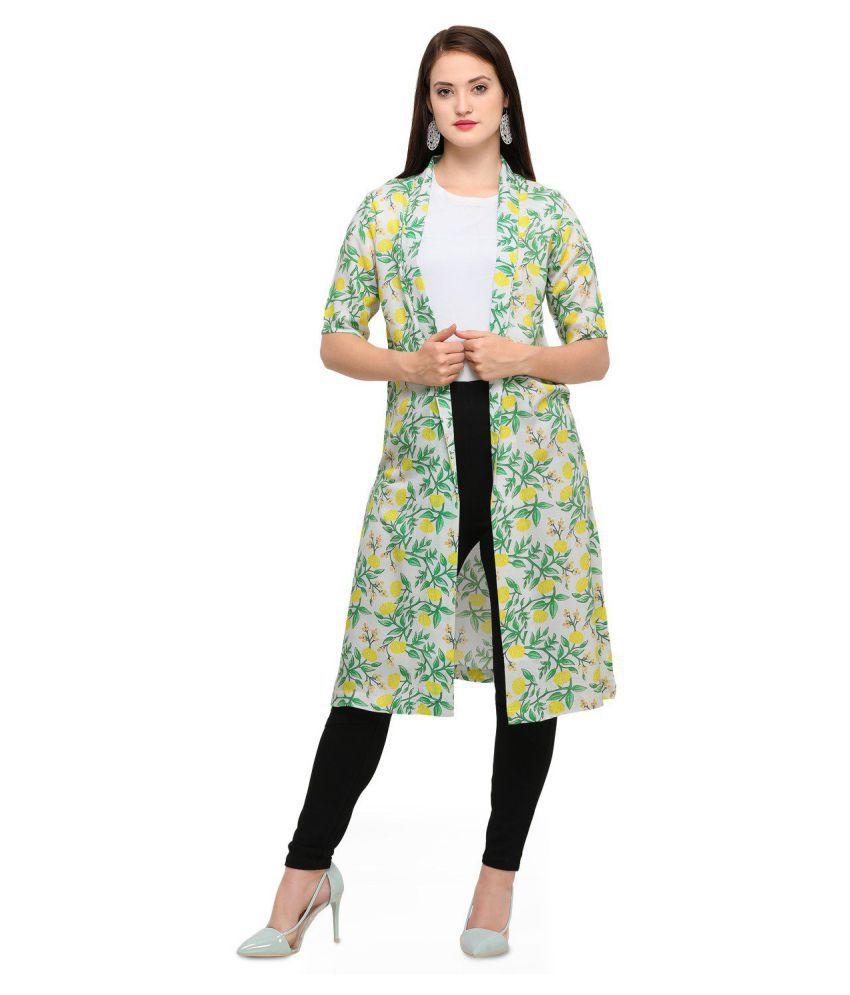 Smarty Pants Rayon Shrugs - Multi Color