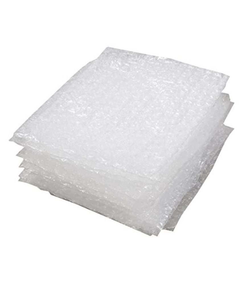 70 GSM Bubble Wrap Pouches Without Foam(6