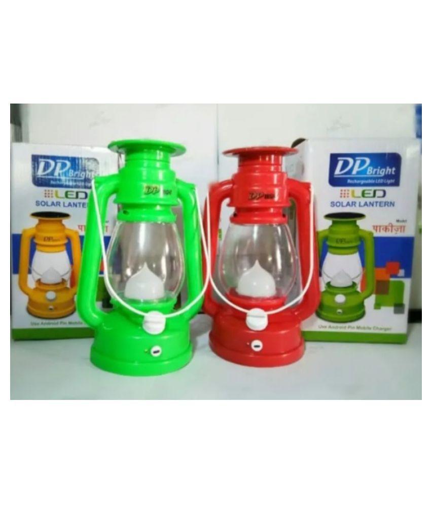 Confident 5W Solar Lantern - Pack of 1