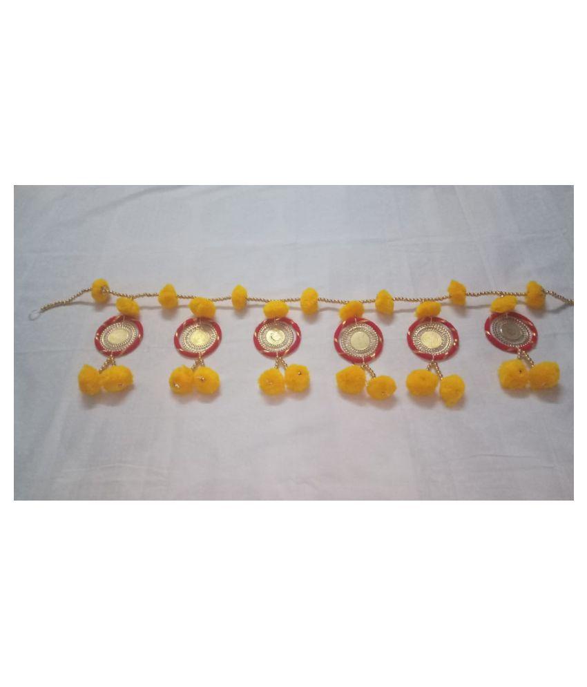 DIVYAM Thread Diwali Toran - Pack of 1