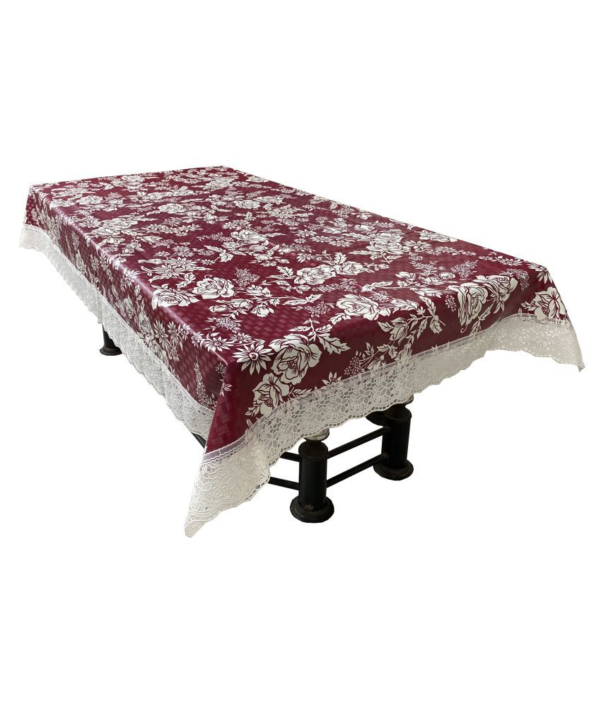 JMD Internatioanl 4 Seater PVC Single Table Covers
