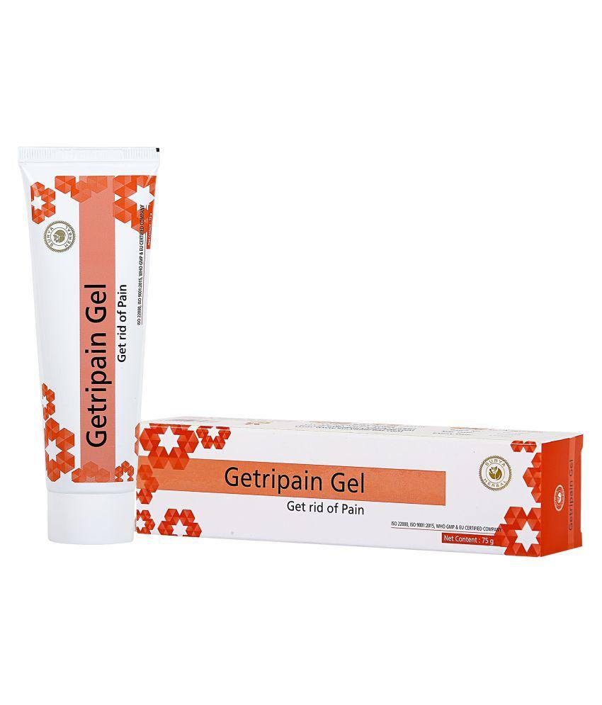 HerbRoot Getripain Gel 75 gm Pack Of 1
