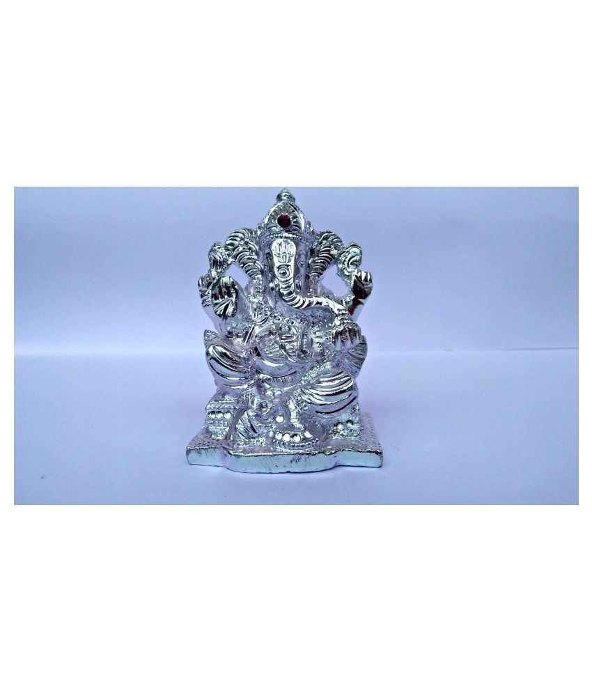 MTC Silver Mix Metal Sculptures - Pack of 1