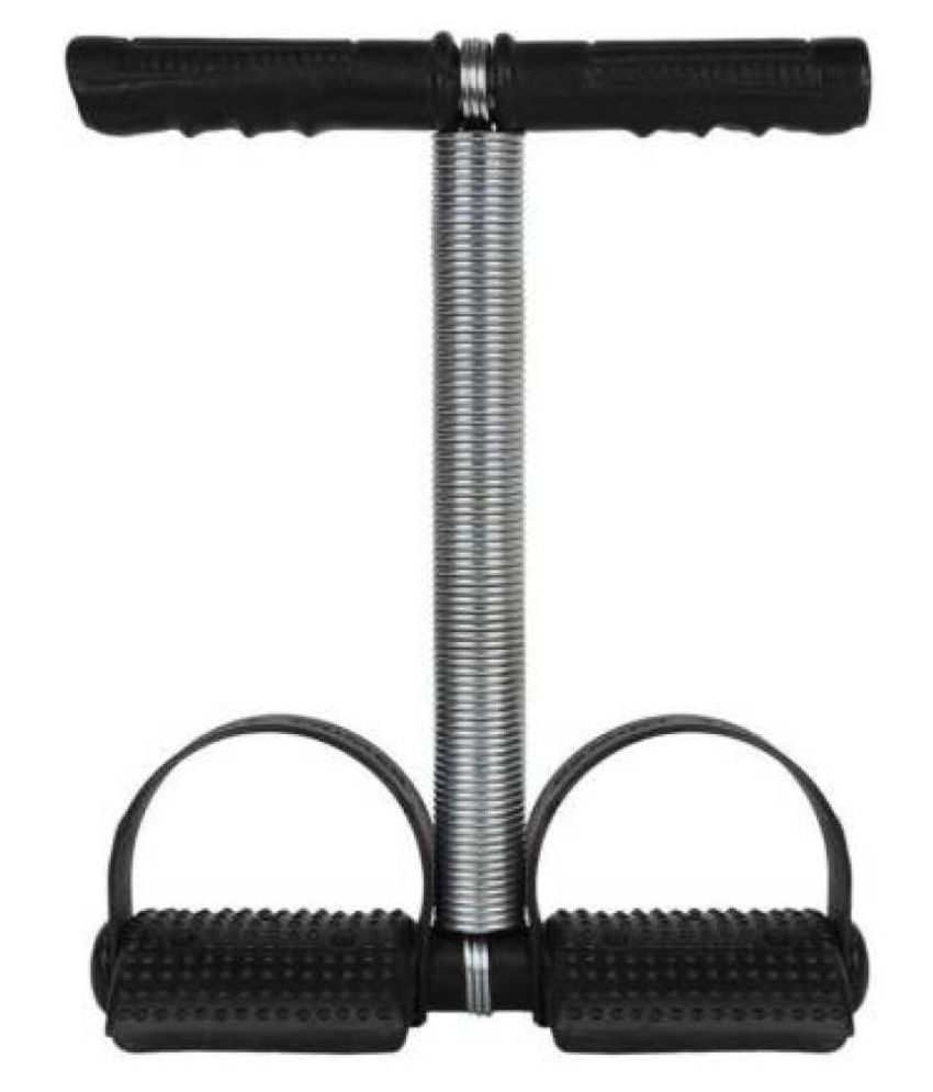 Single Spring Tummy Trimmer Spring burn Calories & Tone Muscles Multipurpose Fitness Equipment For Men and Women