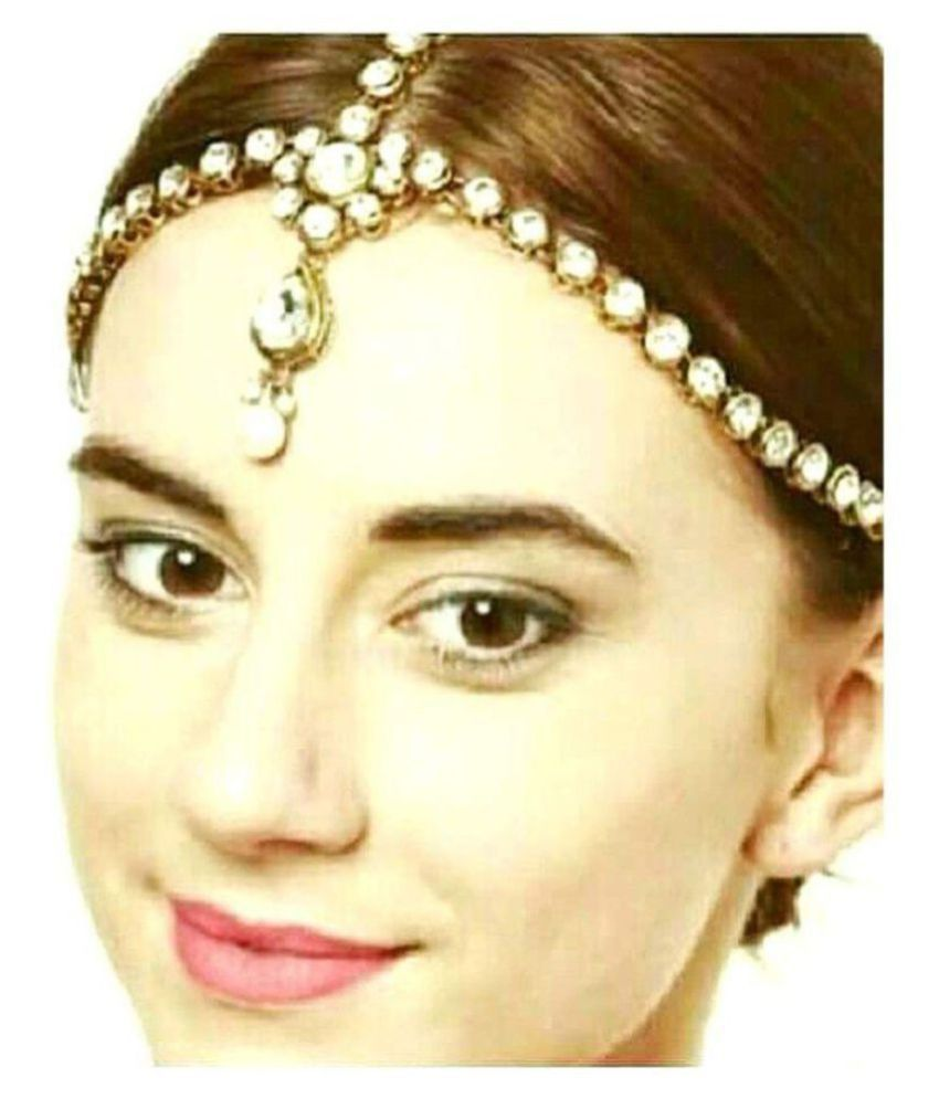 Patti bridal set matha Top 20