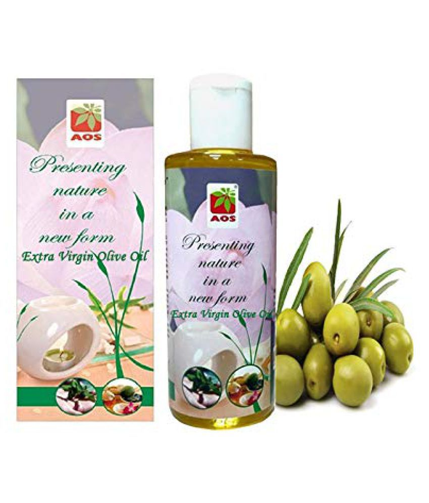 AOS Product Extra Virgin Olive Carrier Oil 50 mL