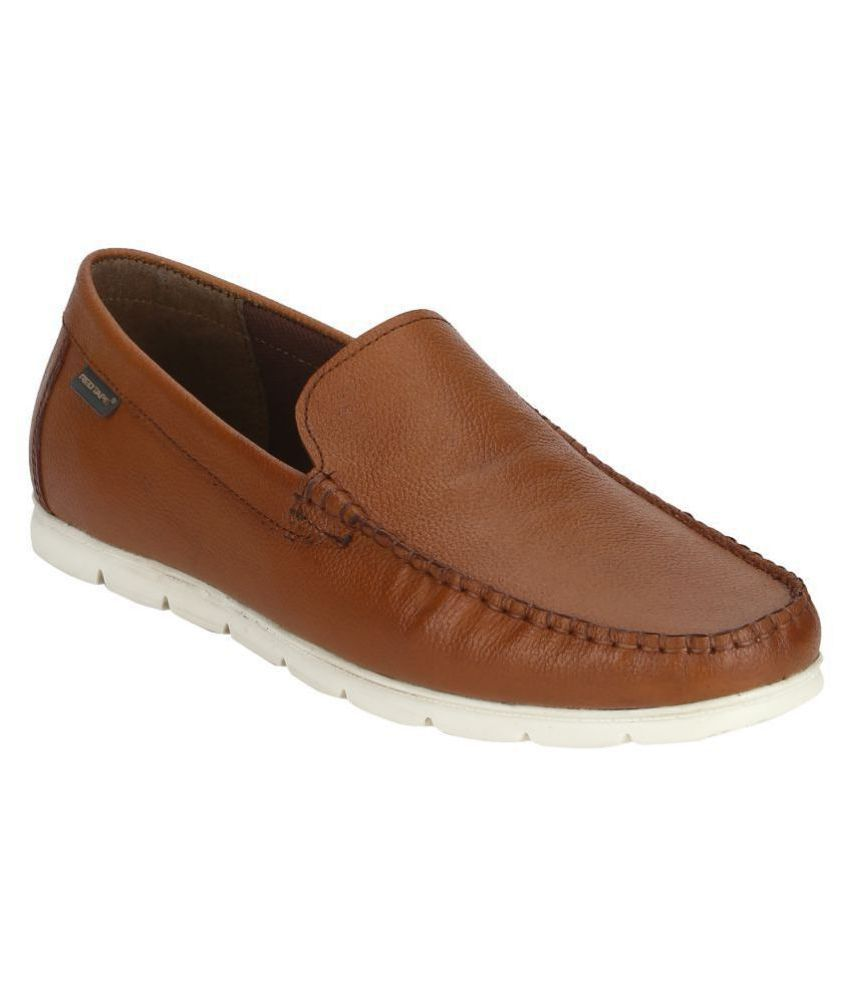 Red Tape Lifestyle Tan Casual Shoes