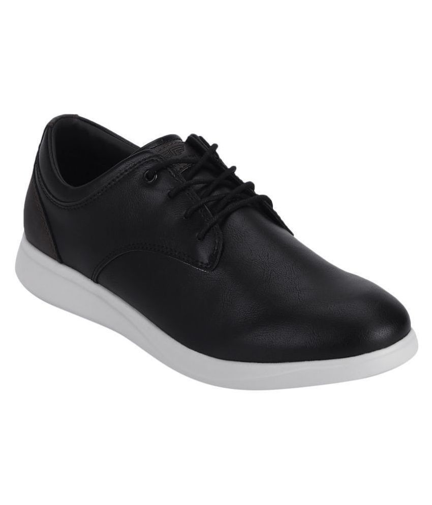 Red Tape Sneakers Black Casual Shoes