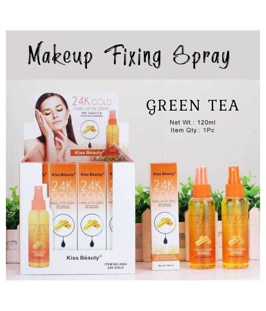 Kiss Beauty Makeup Setting Spray 120