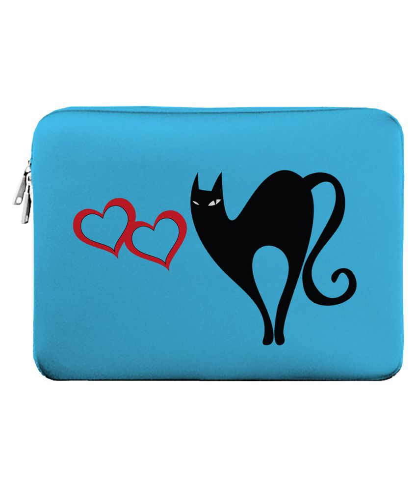 RightGifting Blue Laptop Sleeves