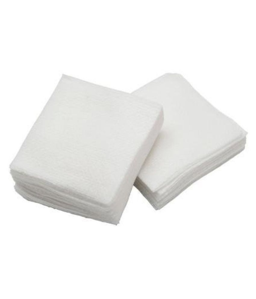 GINNI Hanky Dry Wipe Tissue Square 30 X 30 cm   50 Pulls  Pack of 3   Perfect for Babies Soft Skin