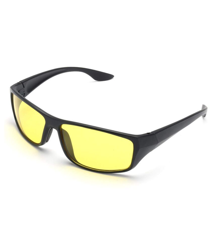 Delfe - Yellow Pilot Sunglasses ( Pilot 101 )