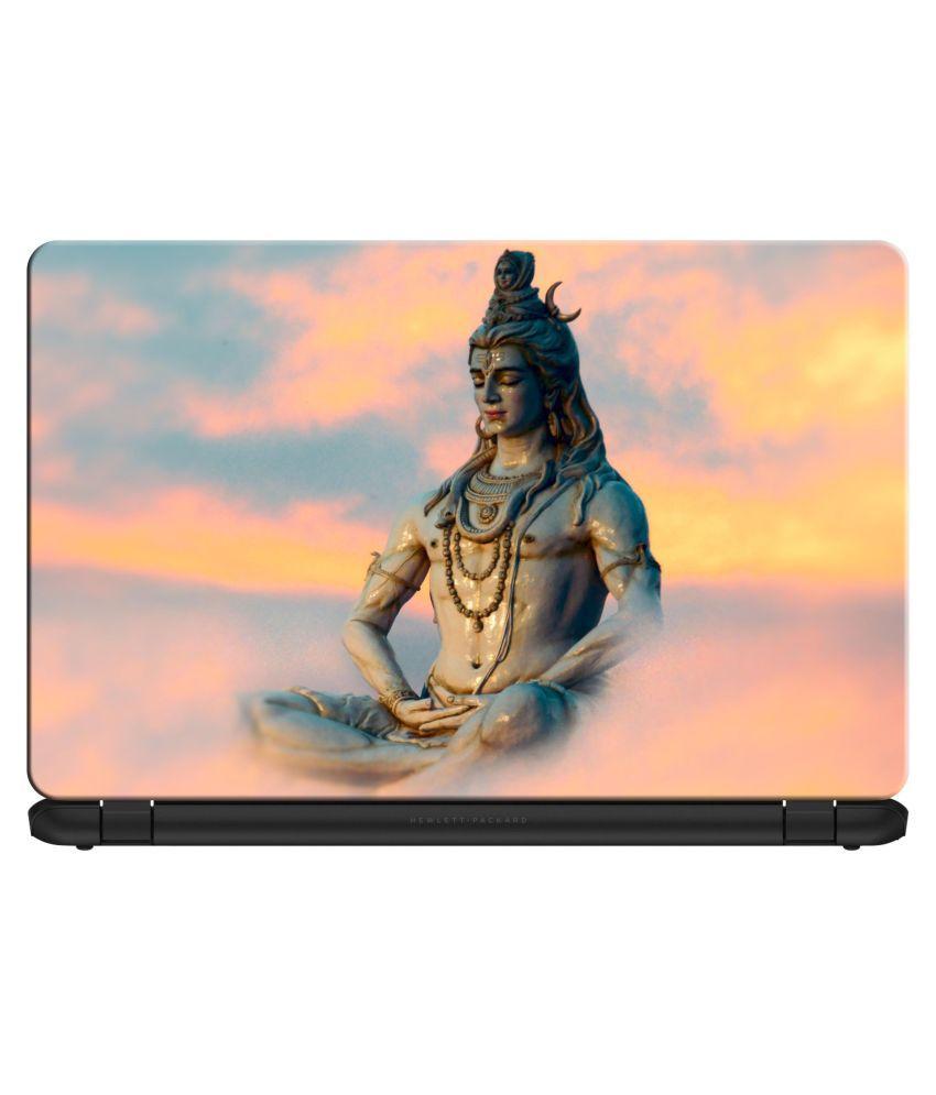 doodad Religious Removable Vinyl Skin Laptop Decal 15.6