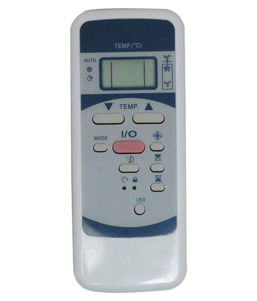 Upix 152 AC Remote Compatible with Kelvinator AC