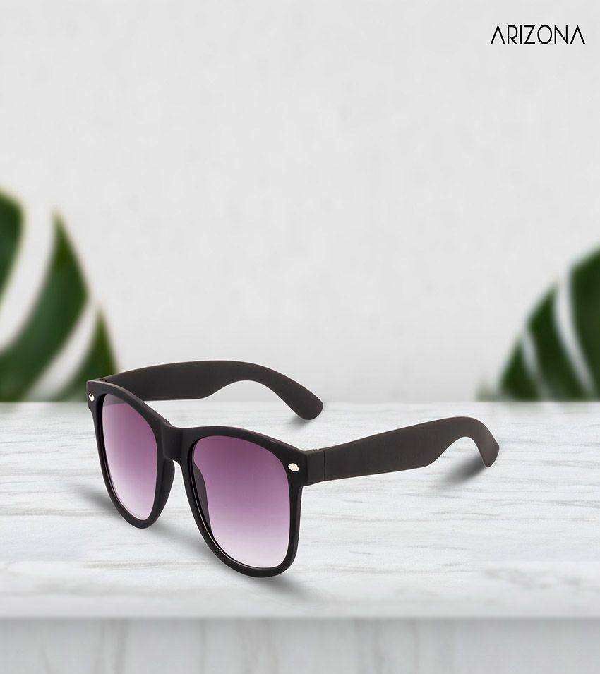 Arizona Sunglasses - Brown Square Sunglasses ( 3026 )