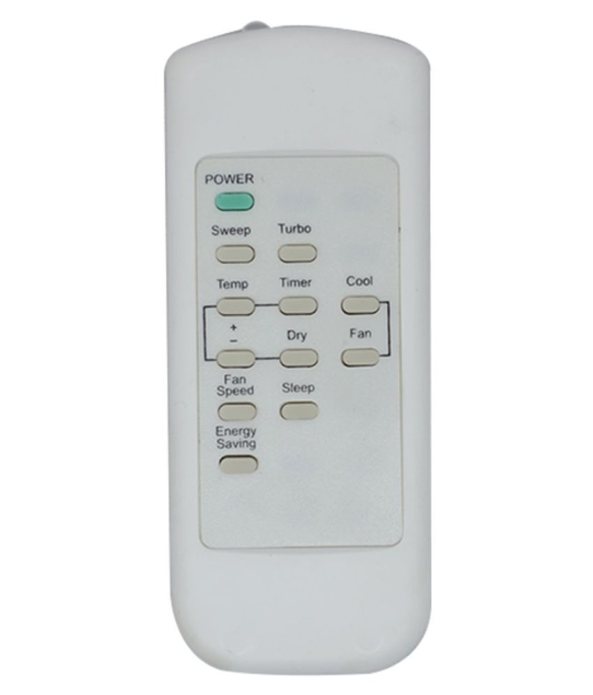 Upix 100A AC Remote Compatible with Carrier AC