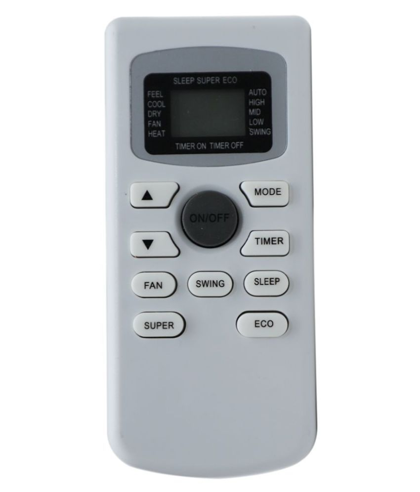 Upix 116 AC Remote Compatible with Whirlpool AC