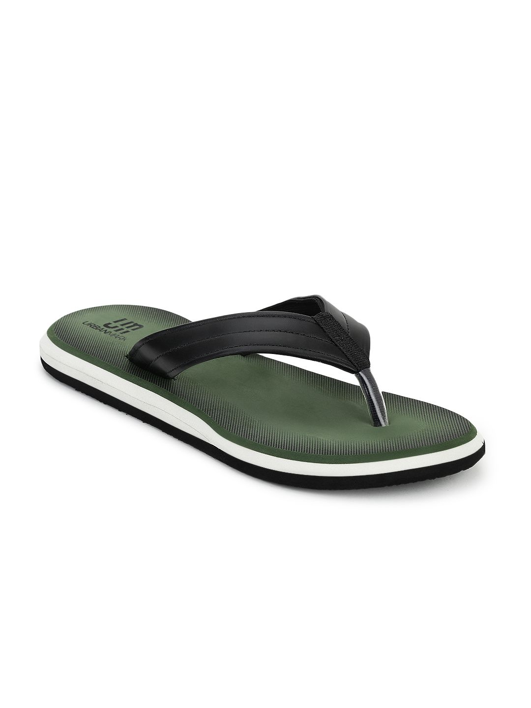 UrbanMark Green Daily Slippers