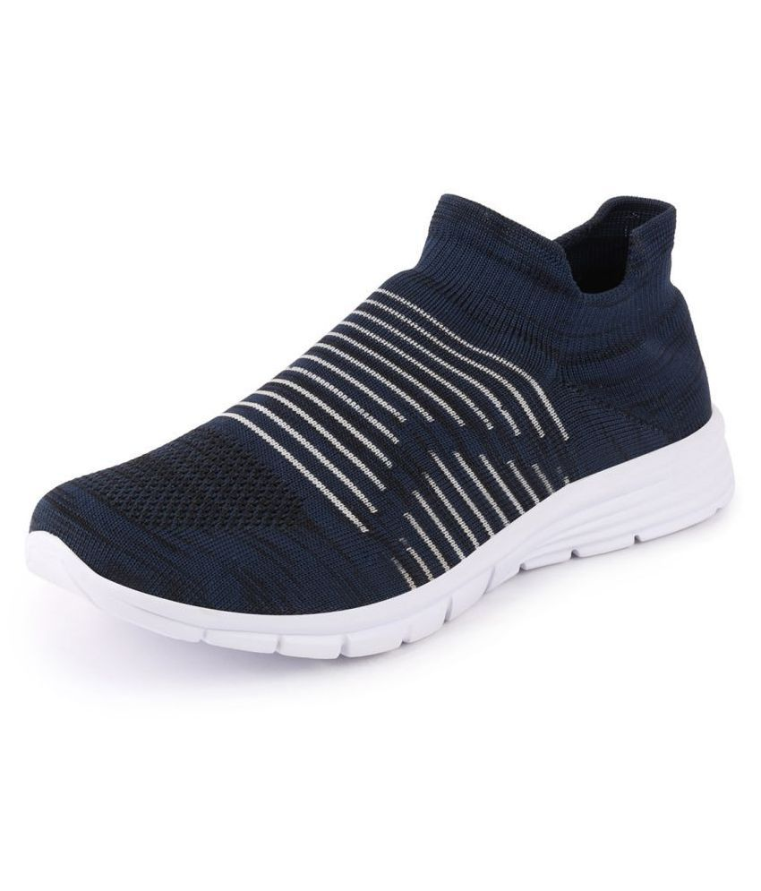 Fausto Blue Running Shoes