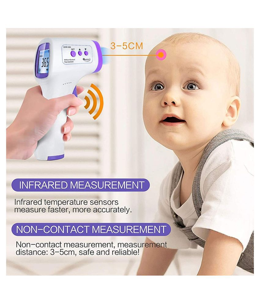 Impressions Digital Infrared Forehead Thermometer Baby & Adult