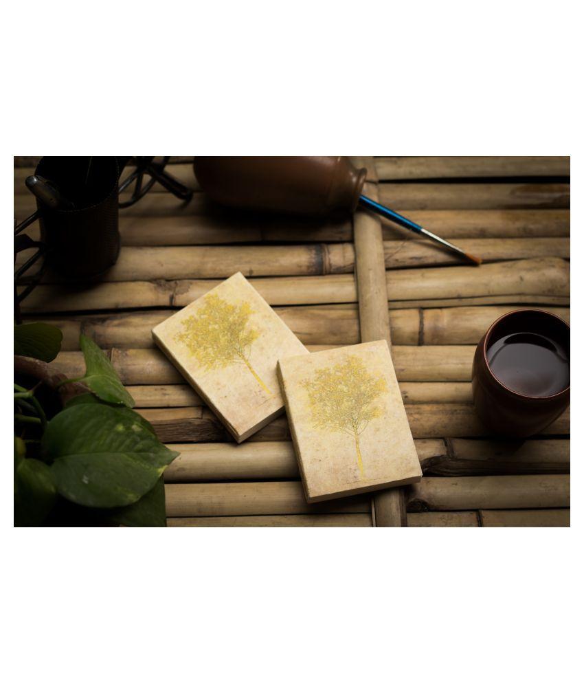 Golden Tree Pocket-size Hard Bound Ruled Diary