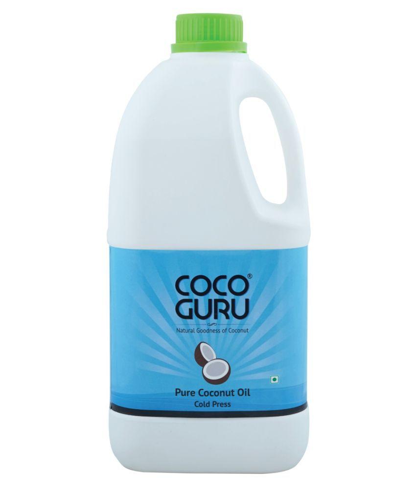 Cocoguru Coconut Oil 1 L