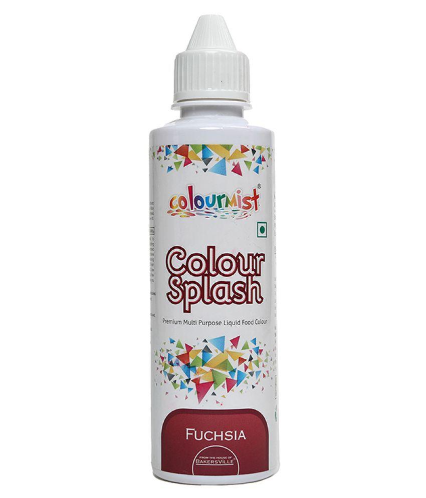 Colourmist Colour Splash (Fuchsia), 200 g