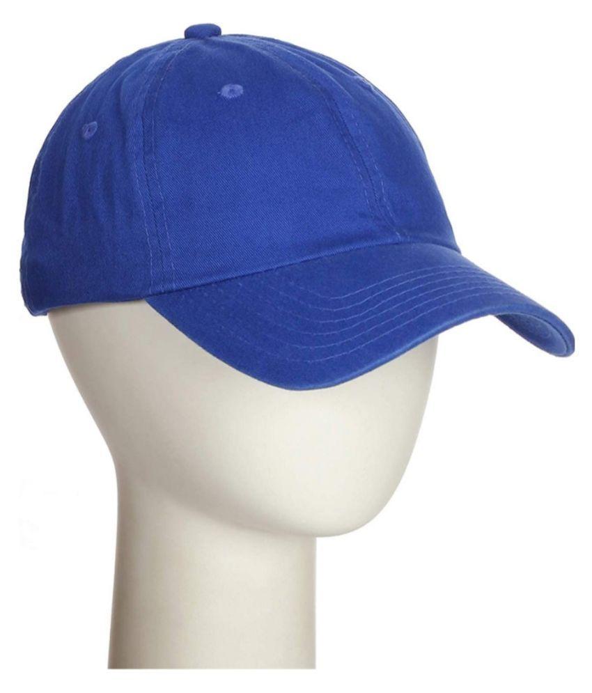 Sky Blue cotton cap