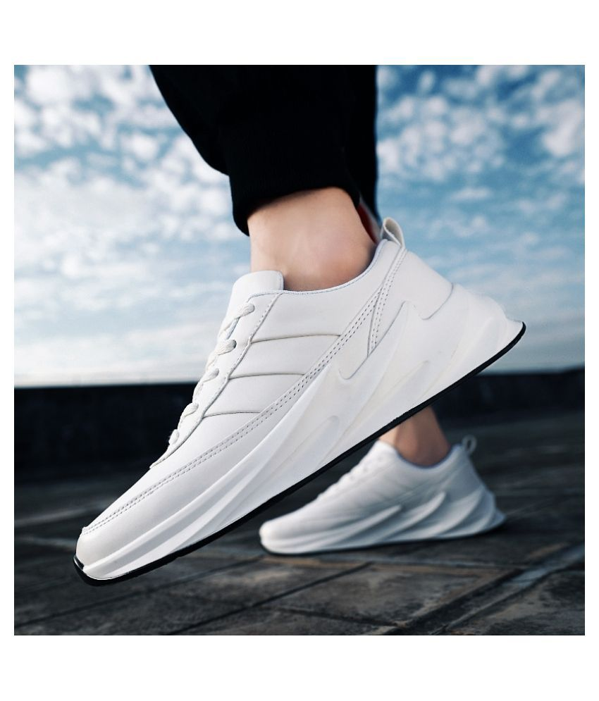 Castoes Sneakers White Casual Shoes