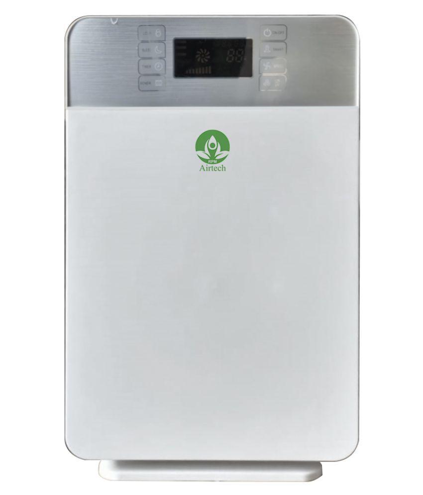RPM Airtech AT-0031-W Air Purifier