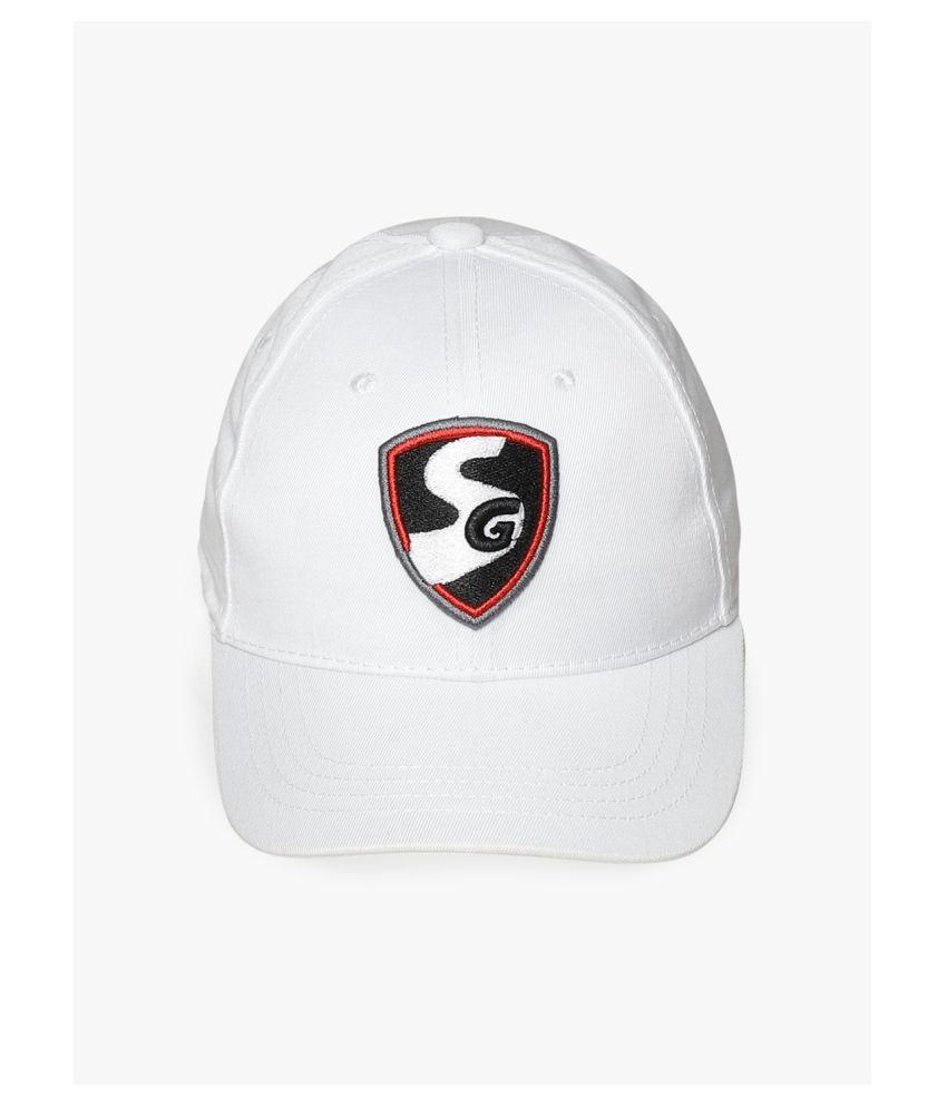 SG White Polyester