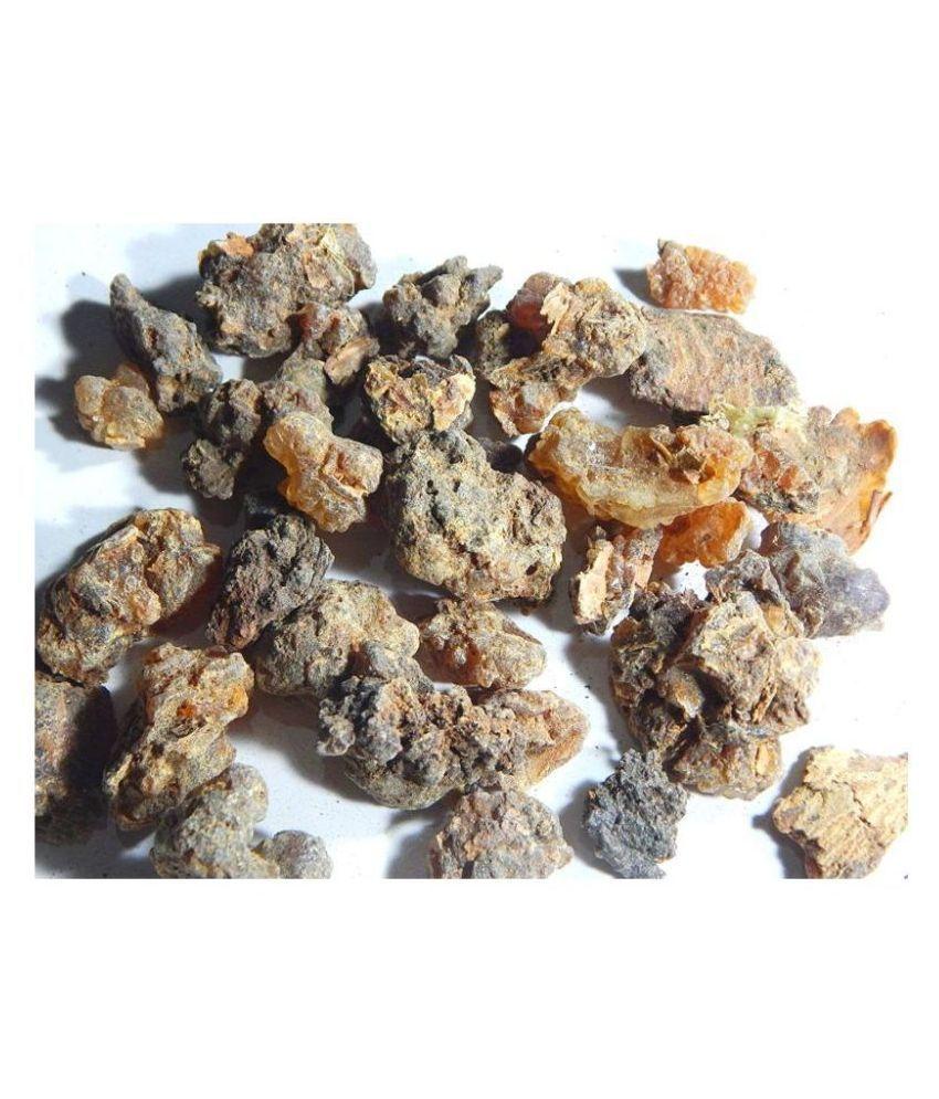 Xetomos Hirabol Heerabol Murmukhi Myrrh Resin Raw Herbs 100 gm