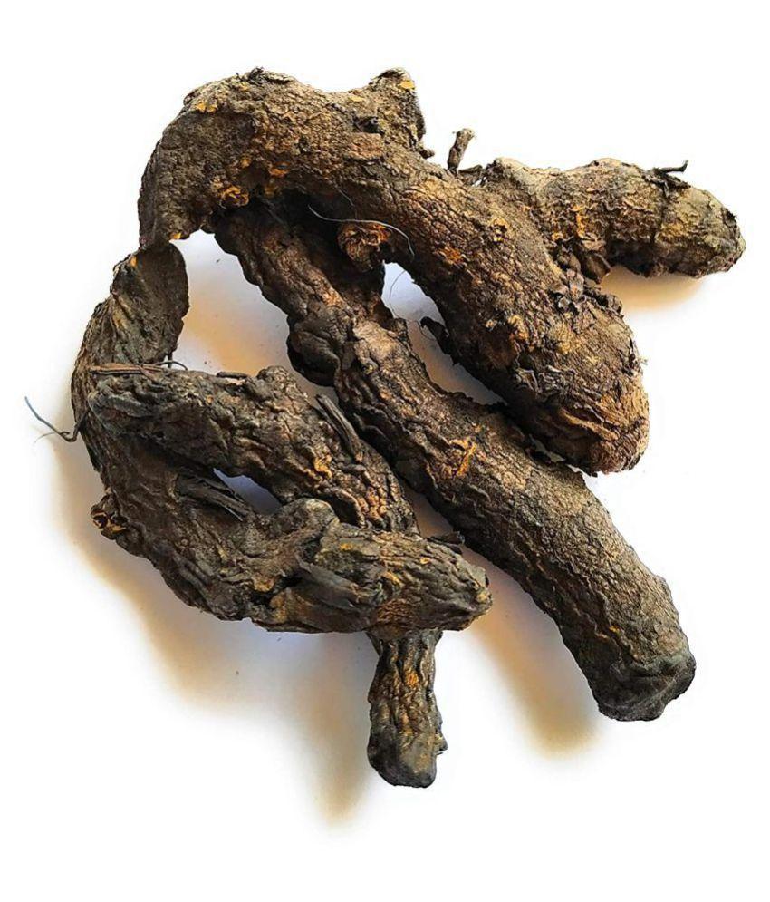 Xetomos Kali haldi, Standard, Black Raw Herbs 100 gm